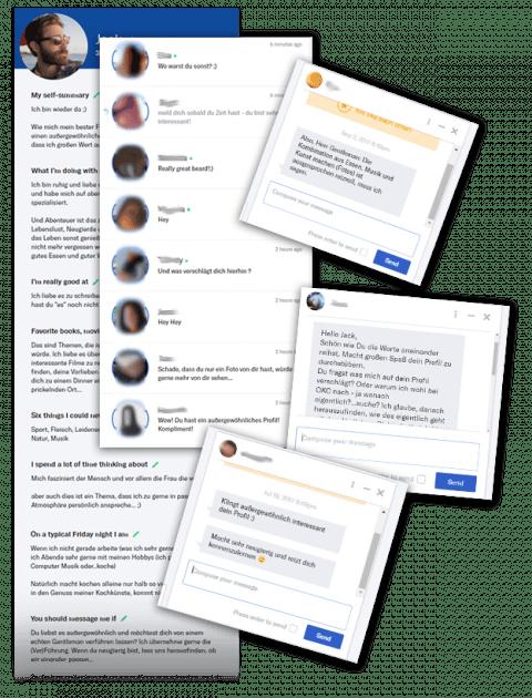 Beispiele für online-dating-nachrichten